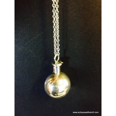Silver 925 Scent Bottle