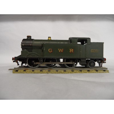Hornby Dublo Great Western Railway Locomotive 6699