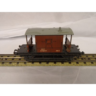 Hornby Dublo Goods Brake van - British Rail Eastern Region