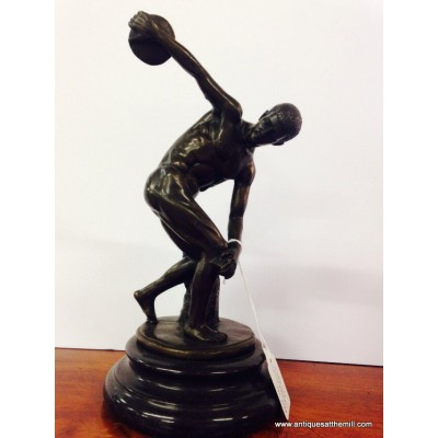 Bronze Discus Thrower