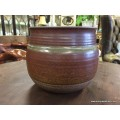 David Lloyd Jones Studio Pottery Planter