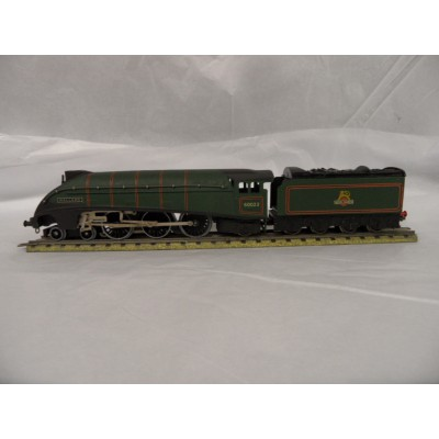 "Hornby Dublo British Rail ""Mallard"" locomotive"