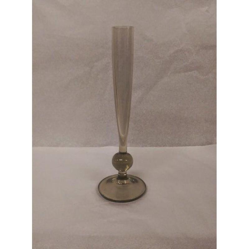 Whitefriars Glass Bud Vase Willow