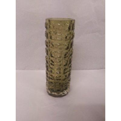 Whitefriars Aztec 1972-1974 Glass Vase