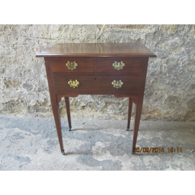 Quality Walnut Lowboy