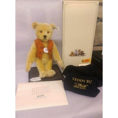 Steiff teddy bu replica