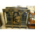 Maple & Co. Chinoisere Display Cabinet