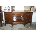 Maple & Co. Mahogany Sideboard
