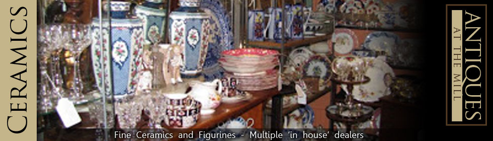 Antiques At The Mill